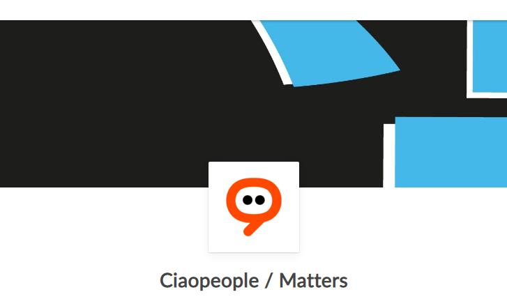 Dialoghi sul futuro - Ciaopeople / Matters